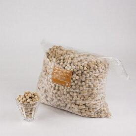 【一味違う手作りの食感】大粒冷凍生ブラックタピオカ 1ケース(3kg×4袋入)