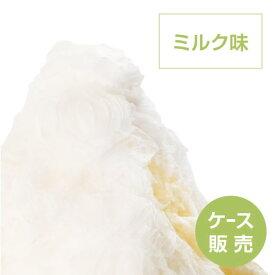 【送料無料】スノーアイス ミルク味 150ml 90個入り