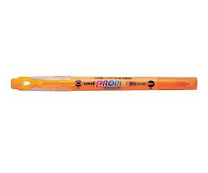 三菱鉛筆 プロパス・ウインドウ(蛍光ペン) 橙 PUS-102T.4 4902778692455