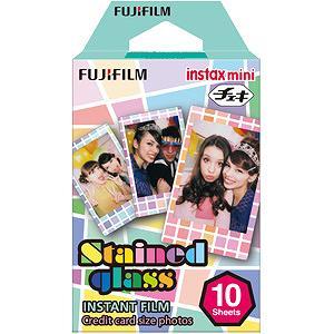 FUJIFILM (富士フィルム)チェキフィルム ステンドグラス