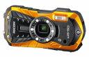 167位:RICOH 全天候型タフネスカメラ WG-50 オレンジ