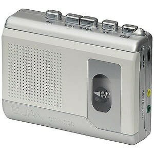 ELPA(エルパ)ポータブルカセットレコーダー CTR-300