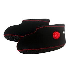 クロッツ やわらか湯たんぽ 足用ショートタイプ ブラック Sサイズ CLO'Z HY-603-BK-S