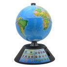 ドウシシャ しゃべる地球儀 パーフェクトグローブ ジオペディア GEOPEDIA PG-GP17 プレゼ…