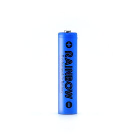 BPS RAINBOW 単4形充電池 ニッケル水素充電池(900mAh)BPS-4NIJI 1Pブルー