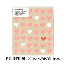 【ポスト投函・ネコポス】富士フィルム チェキアルバム Wedding HEART FUJIFILM×MARK S Inc.