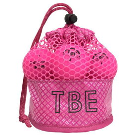 TOBIEMON (飛衛門) R&A公認ゴルフボール メッシュバッグ入・2ピース・ピンク・12球 T-2MP