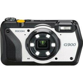 【7月26日発売予定】RICOH リコー 防水・防塵・耐衝撃 工事現場仕様デジタルカメラ G900
