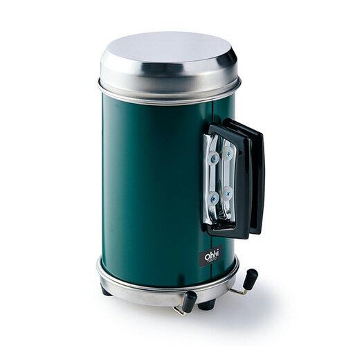 大木製作所 アルポット ALPOT グリーン どこでも沸かせるポット 風にも負けずお湯が沸かせてご飯が炊ける