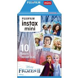 【限定生産品】富士フィルム チェキフィルム instax mini アナと雪の女王2(FROZEN2)