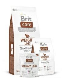 Brit ブリット【Britケア ウエイトロス】1kg 兎肉 成犬用 体重管理 低アレルゲン