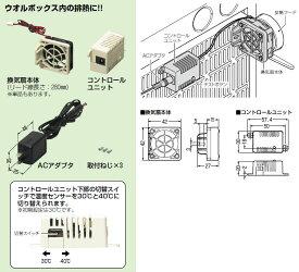 WB-FA42 未来工業 ウオルボックス用換気扇