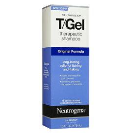 ●Neutrogena(ニュートロジーナ)T-Gel Shampoo 473ml 大容量