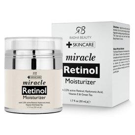 ●レチノール Retinol Moisturizer Cream for Face 50ml 保湿クリーム