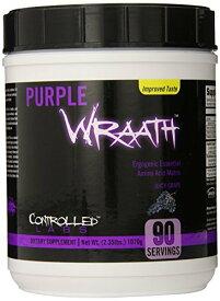 Controlled Labs Purple Wraath(パープルラース) ジューシーグレープ 1070g