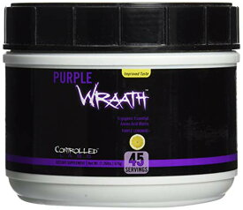 Controlled Labs Purple Wraath(パープルラース) パープルレモネード 576g