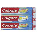 ★コルゲート Colgate トータルホワイトニング 歯磨き粉 221g×3個セット / お得パック