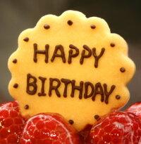 バースデーケーキ誕生日ケーキ
