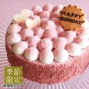 季節限定 母の日 こどもの日 誕生日ケーキ バースデーケーキ 苺とピスタチオのケーキ 14cmケーキ スイーツ 苺 ストロベリー プレゼント…