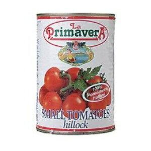 ラ・プリマヴェーラ ポモドリーニ 400g プリマヴェラ La Primavera ミニトマト チェリートマト トマト缶 イタリア産 プリマベーラ