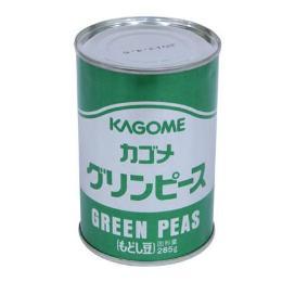 カゴメ グリンピース戻し豆#4