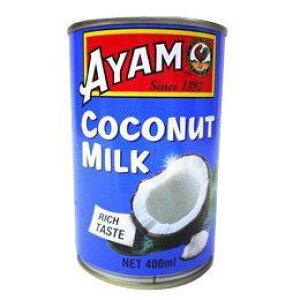 アヤム ココナツミルク #4 400ml