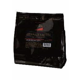 【冷蔵】ヴァローナ チョコ グアナラ ラクテ 41% 1kg 【16P03Nove15】