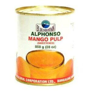 アルフォンソ・マンゴーパルプ850gインド