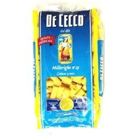 ディチェコ No25 ミッレリーゲ 500g | DECECCO Millerighe【正規輸入品】