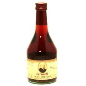 アドリアノグロソリ 赤ワインヴィネガー 500ml