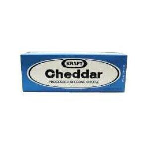 【冷蔵】 クラフト・チェダー 1kg |ハンバーガー ブロック