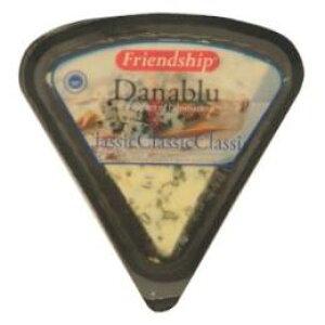 【冷蔵】 フレンドシップ ダナブルー クラシック デンマーク産 ブルーチーズ 100g Friendship Danablu Classic