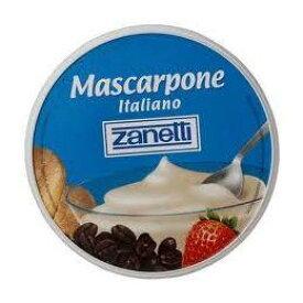 【冷蔵】 ザネッティ マスカルポーネ 500g  mascarpone zanetti