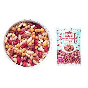 【冷凍】 カゴメ 4種豆ミックス1kg