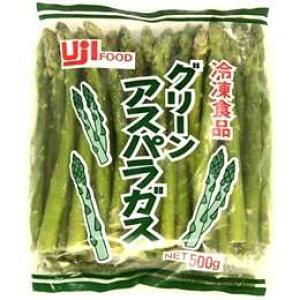 【冷凍】グリーンアスパラガス 500g 中国産