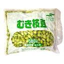 【冷凍】  むき枝豆 500g 【16P03Nove15】
