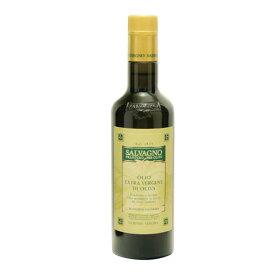 サルバーニョ Salvagno EXVオリーブオイル 500ml サルバーニョ  エキストラ ヴァージン olive oil (品種:ファヴァロル、フラントイア、レッチーノ、グリニャーノ、ペンドリーノ)