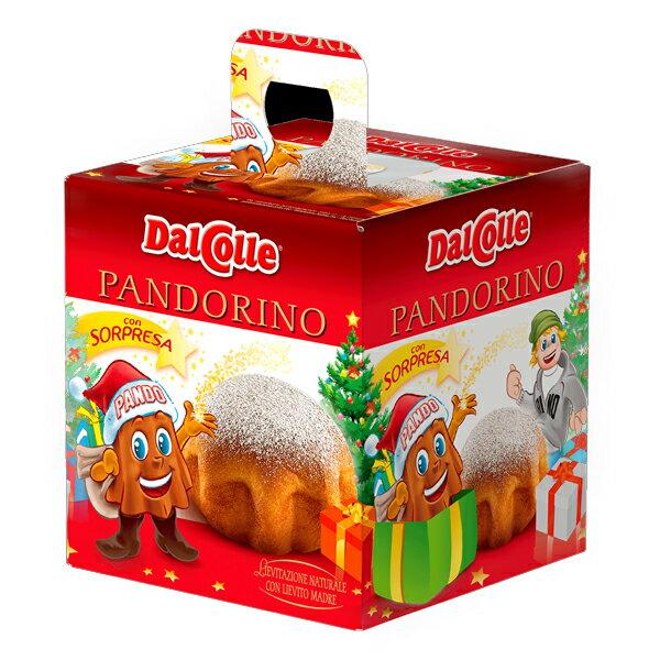 【本場イタリア産】【クリスマス】ダルコーレ パンドーロ 50g【16P03Nove15】【10P26Mar16】