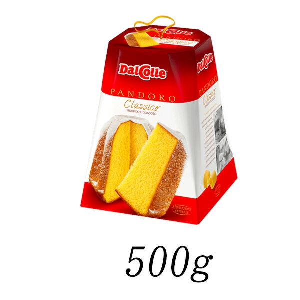 ダルコーレ パンドーロ 500g イタリア産 【1個口6個まで】【16P03Nove15】【10P26Mar16】