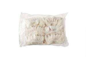 【冷凍】 カナリー 紋甲イカ ゲソ 5/7 1kg モンゴウ もんごう いか
