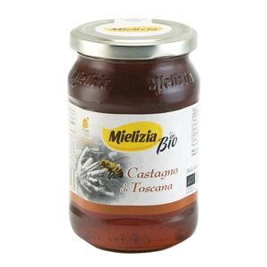 ミエリツィア トスカーナ産 ミエーレ カスターニョ 400g |蜂蜜 はちみつ ハチミツ 栗 イタリア 製菓 マロン