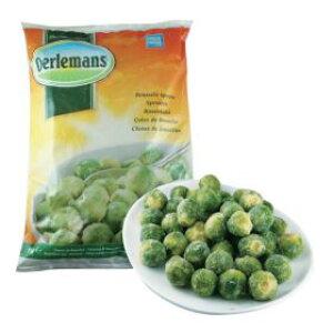 【冷凍】オールマンズ メキャベツ 1kg 芽キャベツ
