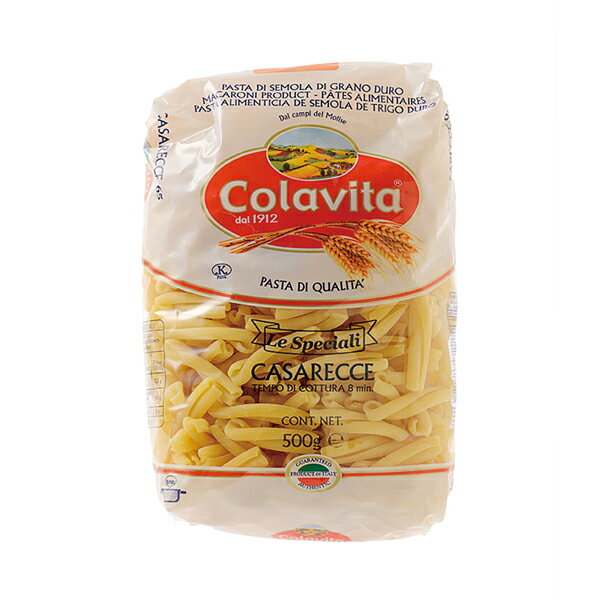 Colavita コラヴィータ カサレッチェ 500g コラビータ【16P03Nove15】