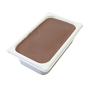 【冷凍】ジェラート プレミアムビターチョコ 2L |デザート おやつ ジェラート アイスクリーム 業務用 イタリア チョコレート
