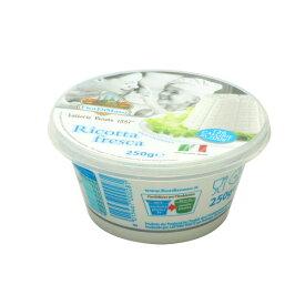 【冷蔵】フィオルディマーゾ社 フレッシュ リコッタ フレスカ 250g Fresh Ricotta FiordiMaso FDM チーズ |カ フォルム ジャパン |イタリア チーズ|