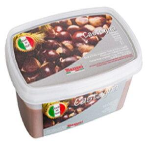 【冷凍】 マッツォーニ 栗 ピューレ 1kg イタリア産