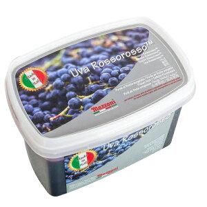 【冷凍】 マッツォーニ レッドグレープ ピューレ 1kg イタリア産 無加糖