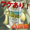 【アウトレット・訳あり】 サンタンジェロ エキストラバージン オリーブオイル 5L 缶 イタリア ラツィオ産 【16P…