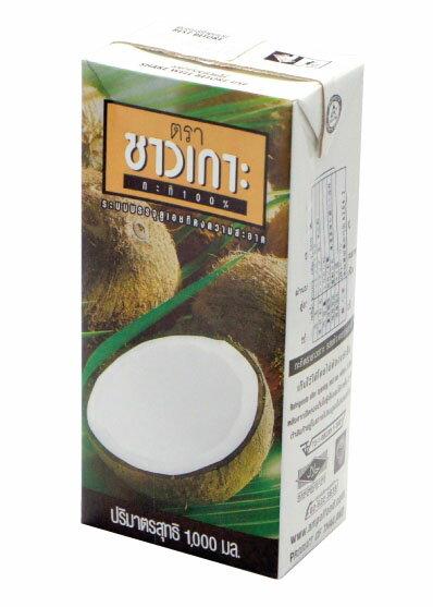 ココナツミルク チャオコー 1000ml ココナッツミルク【在庫限り輸入元終売】