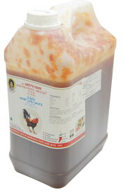 【1個口4個まで】スイートチリソース メープラノム 5kg  |【4個ご注文ごとに送料頂きますので、4個以上は別でご注文お願い致します】|から揚げ 蒸し鶏 生春巻 タイ料理 ベトナム料理 エスニック